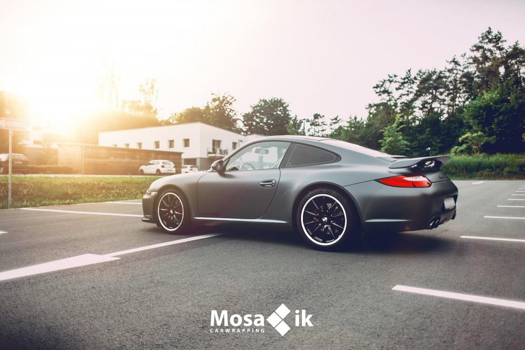 Porsche 996 Carrera S