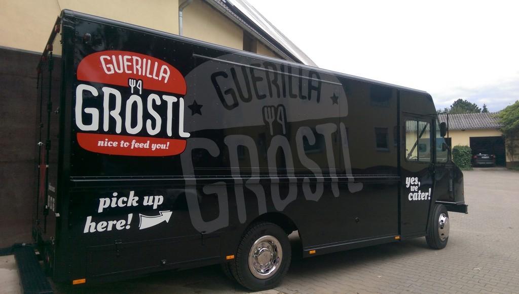 Guerilla Gröstl Foodtruck