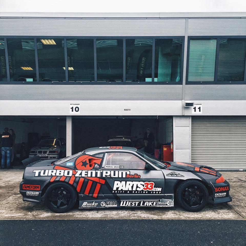 Nissan Skyline R33 #33 – Marcel Uhlig Drifter
