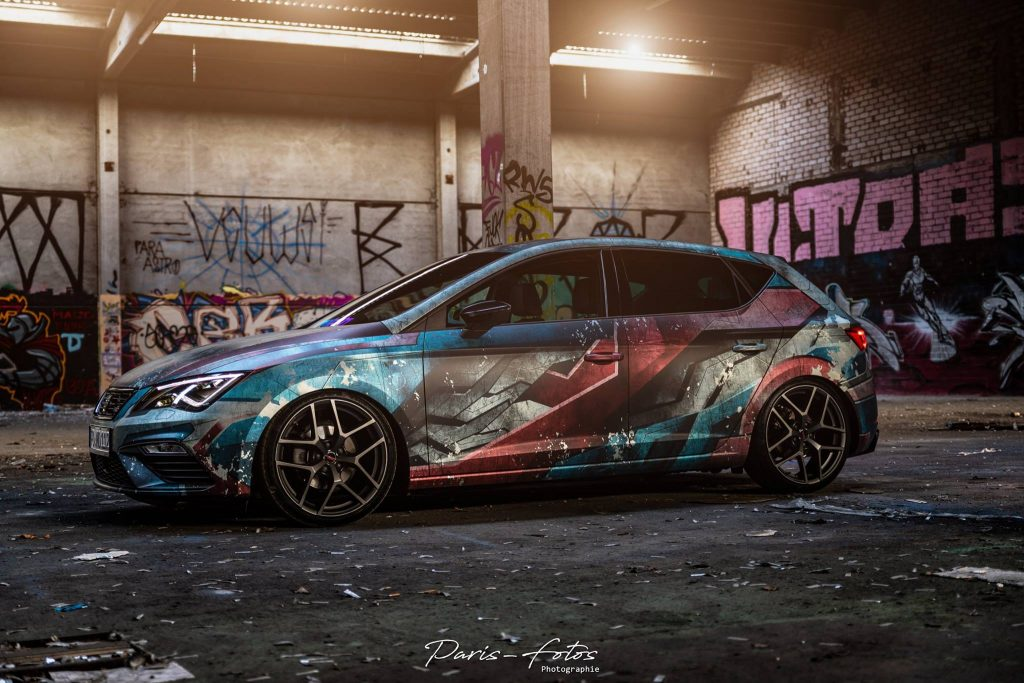 Seat Leon Iron Patriot