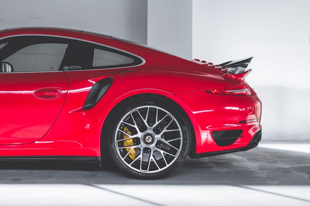 Porsche 991 TruboS